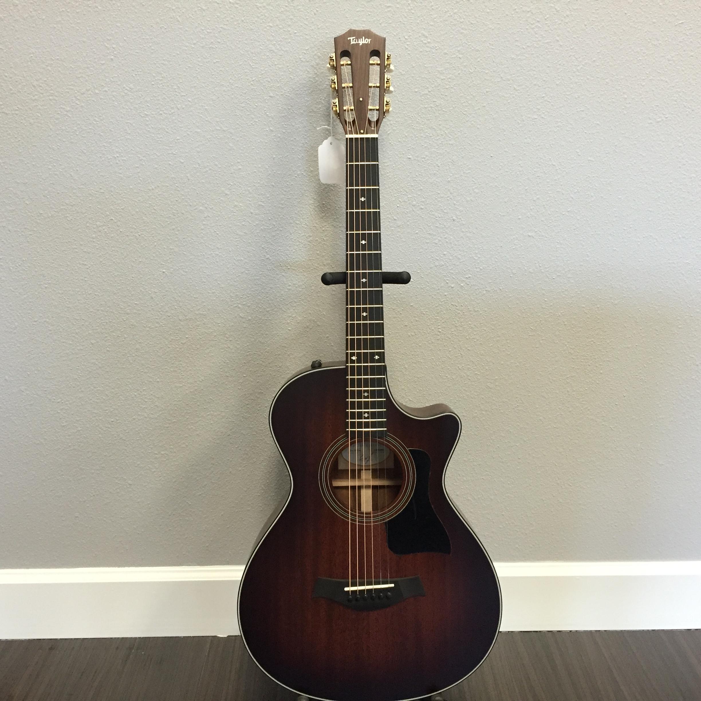 taylor 322ce 12 fret r r guitars