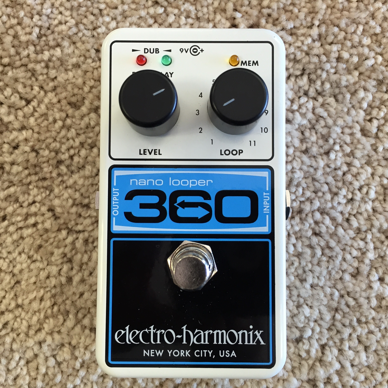 Ehx 360 Looper : electro harmonix nano 360 looper r r guitars ~ Hamham.info Haus und Dekorationen
